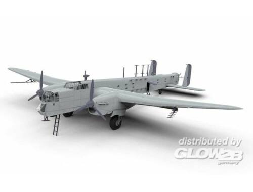Airfix Armstrong Whitworth Whitley Mk.VII 1:72 (A09009)