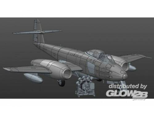 Airfix Gloster Meteor F8 1:48 (A09182)