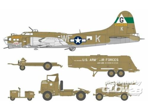 Airfix Eight Air Force Resupply Set 1:72 (A12010)
