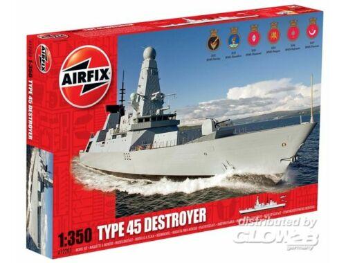 Airfix Type 45 Destroyer 1:144 (A12203)