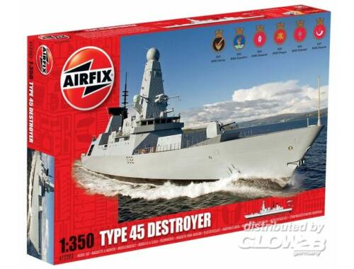 Airfix Type 45 Destroyer 1:144 (A12203)