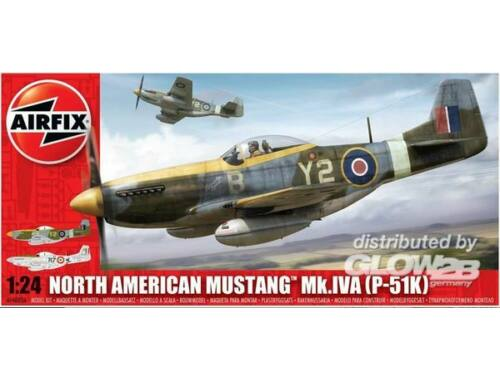 Airfix North American P-51 K Mk.IVA 1:24 (A14003A)