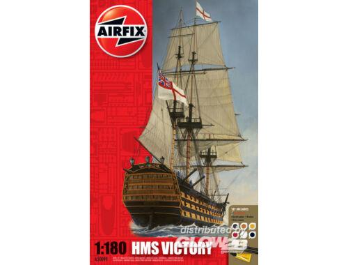 Airfix HMS Victory Gift Set 1:144 (A50049)