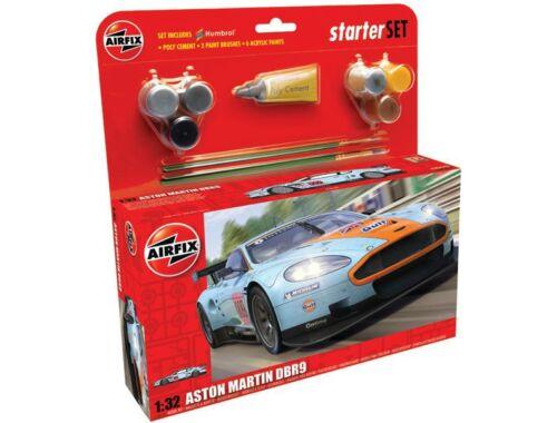 Airfix Aston Martin DBR9 Gulf Starter Set 1:32 (A50110)