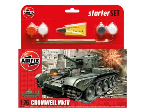 Airfix Cromwell Cruiser 1:76 Starter Set (A55109)