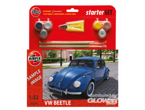 Airfix Starter Set VW Beetle 1:32 (A55207)