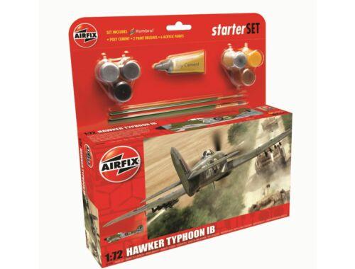 Airfix Hawker Typhoon Starter Set 1:72 (A55208)