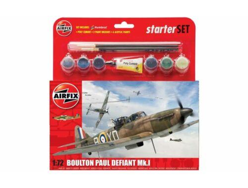 Airfix Starter Set Boulton Paul Defiant 1:72 (A55213)