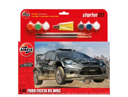 Airfix Starter Set Ford Fiesta WRC 1:32 (A55302)