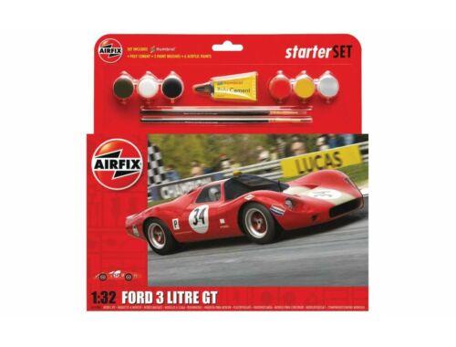 Airfix Starter Set Ford 3 Liter GT 1:32 (A55308)
