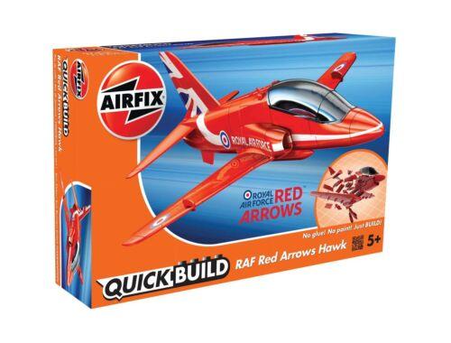 Airfix Quickbuild Red Arrows Hawk repülő J6018