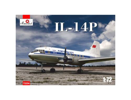 Amodel Ilyushin IL-14P 1:72 (72254)