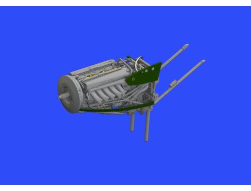 Eduard Mosquito FB Mk.VI engines for TAMIYA 1:32 (632090)