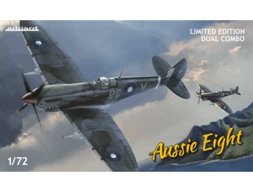 Eduard Aussie Eight DUAL COMBO LIMITED EDITION 1:72 (2119)