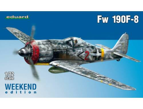 Eduard Fw 190F-8 WEEKEND edition 1:72 (7440)