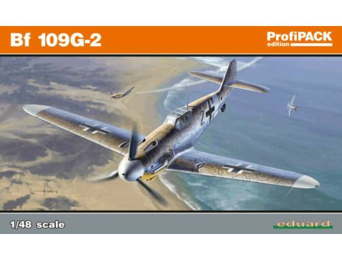Eduard Bf 109G-2 ProfiPACK 1:48 (82116)