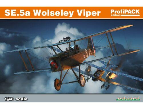 Eduard SE.5a Wolseley Viper ProfiPACK 1:48 (82131)