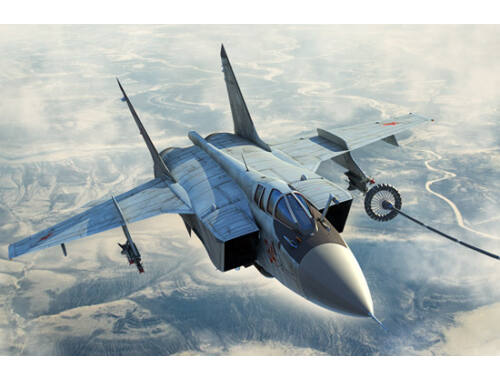 Hobby Boss Russian MiG-31B / BM Foxhound 1:48 (81754)