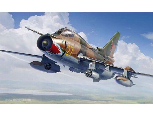 Hobby Boss Su-17M4 Fitter-K 1:48 (81758)