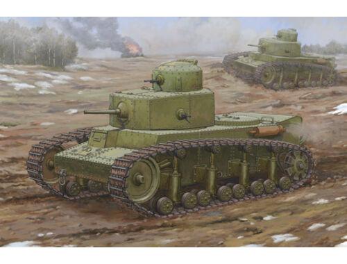 Hobby Boss Soviet T-12 Medium Tank 1:35 (83887)