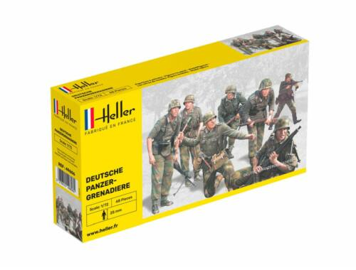 Heller Panzergrenadiers Allemands 1:72 (49606)