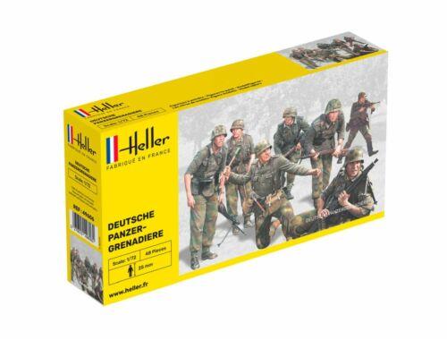 Heller Panzergrenadiers Allemands 1:72 (49606)