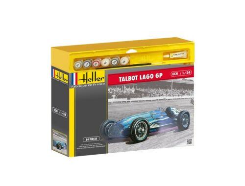 Heller Starter Set Talbot Lago GP 1:16 (50721)