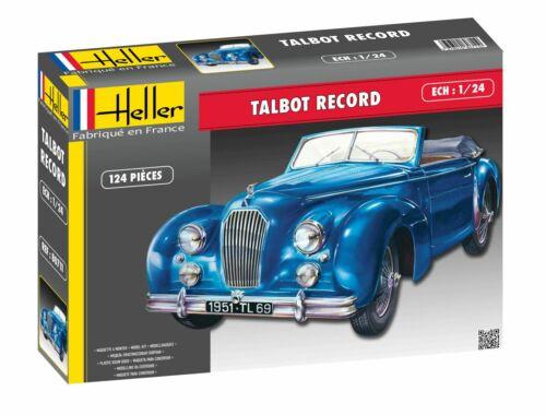 Heller Talbot Largo Record 1:24 (80711)