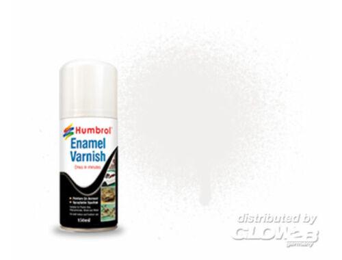 Humbrol Enamel Spray Varnish 150 ml Félfényes (AD6999)