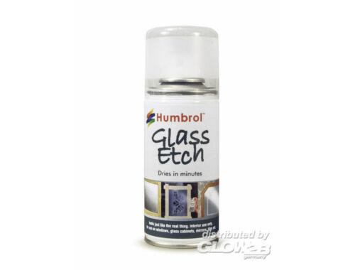 Humbrol Glass Etch Spray White 150 ml (AD7700)