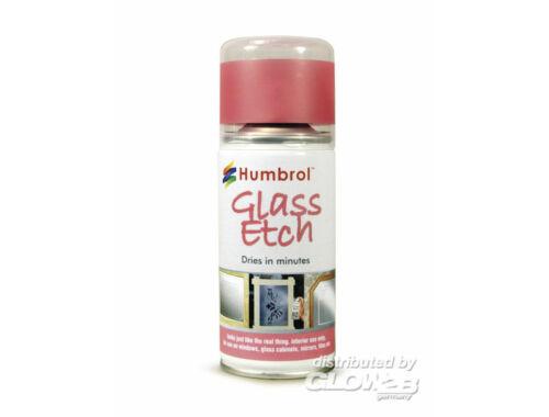 Humbrol Glass Etch Spray Red 150 ml (AD7701)