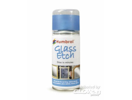 Humbrol Glass Etch Spray Blue 150 ml (AD7702)