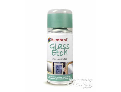 Humbrol Glass Etch Spray Green 150 ml (AD7703)