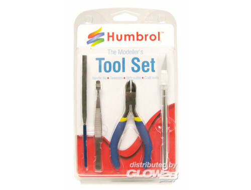Humbrol Model Tool Set Small (AG9150)