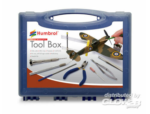Humbrol Model Tool Set Big (AA9153)
