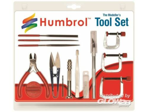 Humbrol Model Tool Set Medium (AG9159)