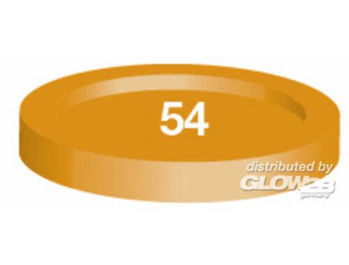 Humbrol Spray 054 Brass Metal (AD6054)
