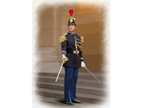 ICM French Republican Guard Officer 1:16 (16004)
