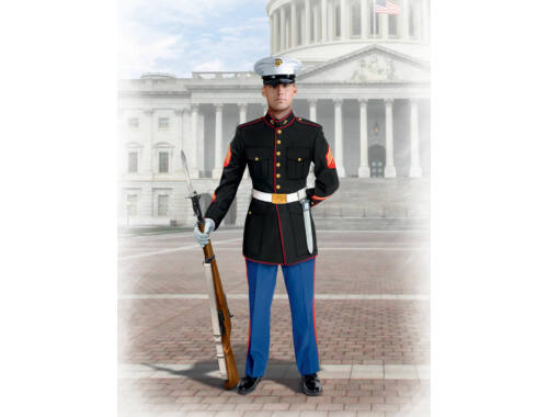 ICM US Marines Sergeant 1:16 (16005)