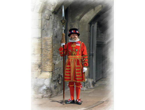"""ICM Yeoman Warder """"Beefeater"""" 1:16 (16006)"""