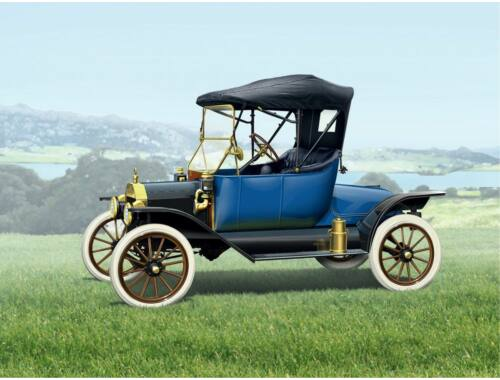 ICM Model T 1913 Roadstar American Passenger Car 1:24 (24001)
