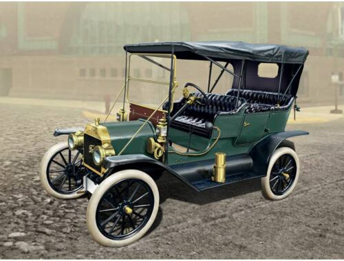 ICM Model T 1911 Touring American Passenger Car 1:24 (24002)