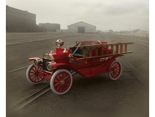 ICM Model T 1914 Firetruck American Car 1:24 (24004)