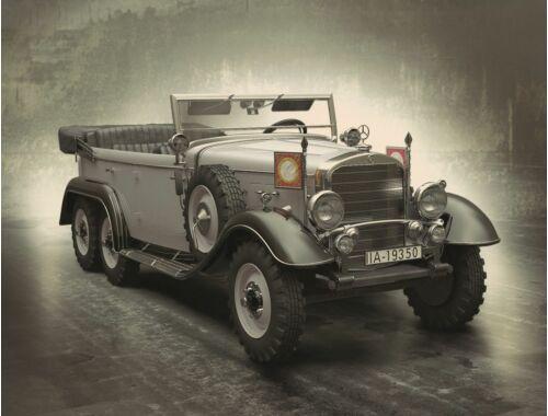 ICM Type G4 1935, German Personnel Car 1:24 (24011)