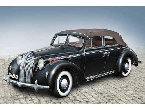 ICM Admiral Cabriolet Soft Top 1:24 (24022)