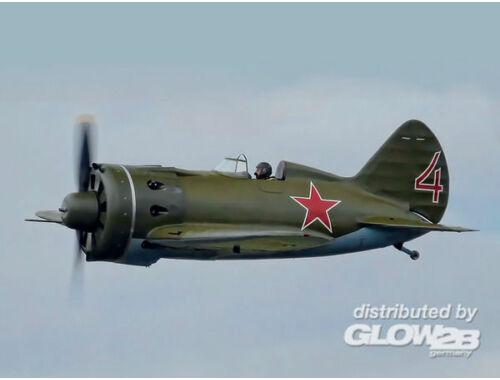 ICM I-16 type 24 WWII Soviet Fighter 1:32 (32001)