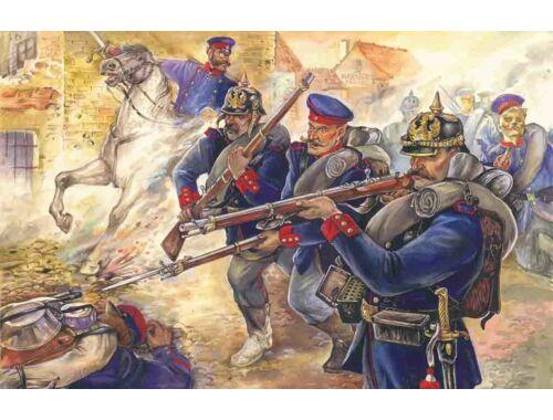 ICM Prussian Line Infantry (1870-1871) 1:35 (35012)