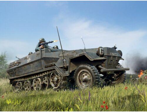 ICM Sd.Kfz.251/1 Ausf.A 1:35 (35101)