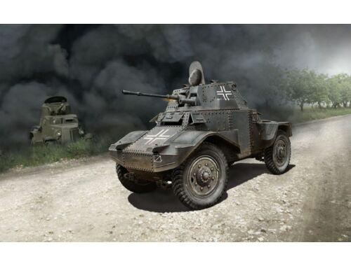 ICM Tank-wagons P 204 (f) 1:35 (35374)