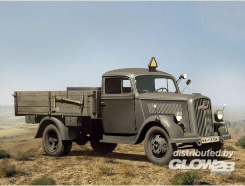 ICM Type 2,5-32 (1,5to) WWII German light truck 1:35 (35401)